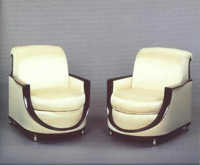 Image 	Ruhlmann's Axelson Chairs