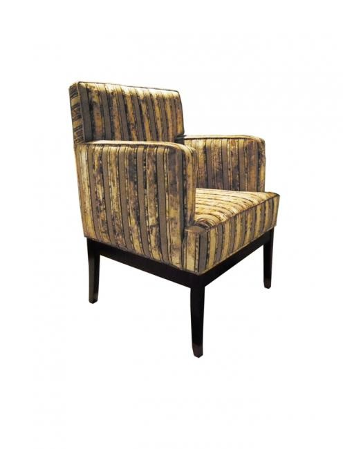 Dining Chair with Walnut Legs