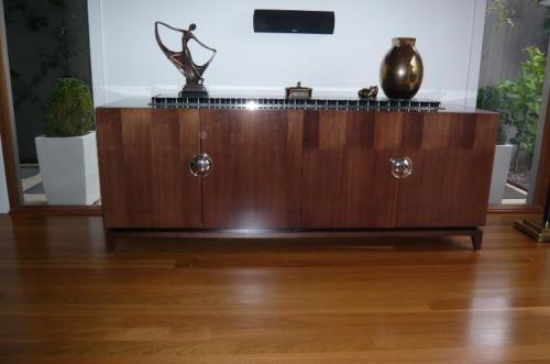 Art Deco av cabinet