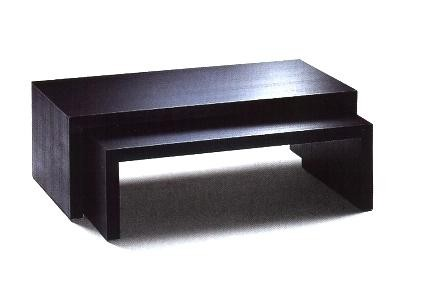 Coffee Table Nest in Black