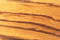 Zebrano Timber