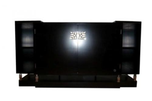 Art Deco Breakfront Sideboard